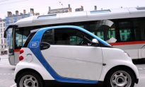 Car Sharing is Revving Up
