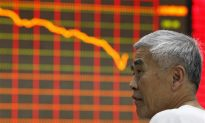 Chinese Stocks Enter Bear Market