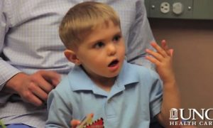 Deaf Boy Hears Dad For First Time (+Video)
