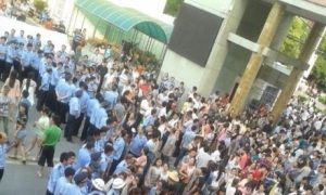 College Entrance Exam Becomes Battleground in China