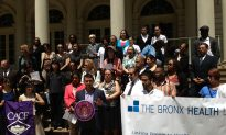 NYC Groups Protest $25 Million in Health Care Cuts