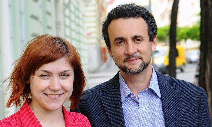 Tomas and Ludmila Kastil. (NFPK)