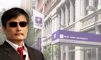 Blind Chinese Dissident Loses Home at New York University
