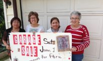Small Regina Garage Sale a Big Help to Peruvian Women
