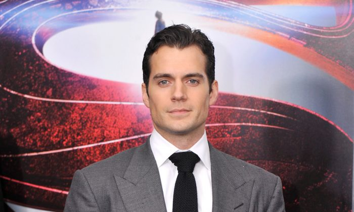 """Actor Henry Cavill, who plays Superman in """"Man of Steel,"""" has been criticized for his lack of warmth in the role. (Stephen Lovekin/Getty Images)"""