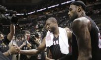 Game 5 of Tied NBA Finals Series Should be 'Best Game:' Wade