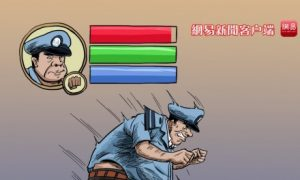 Violent Police Stomping Raises Questions in China