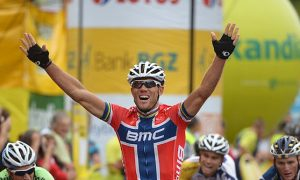 Hushovd Still Has It—'God of Thunder' Wins Tour de Pologne Stage Three