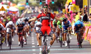 Phinney Solos to Surprise Win in Tour de Pologne Stage Four