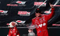 Dixon Gets Two in a Row With a Win in Honda Indy Toronto Race One