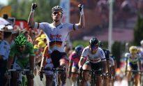 Greipel Beats the Best in Tour de France Stage Six Sprint