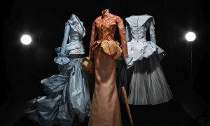 French Museum Explores Christian Dior's Floral Inspiration