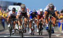 Kittel Wins Sprint in Tour de France Stage Ten