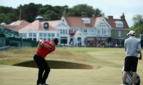 British Open Drops Muirfield After Club Votes to Ban Female Golfers