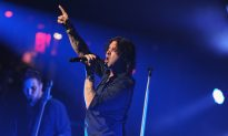 Scott Stapp, Creed Singer, Says Trayvon Case is a 'National Distraction'