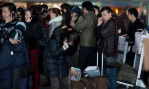 Travelers Likely to Wait at Beijing Airport
