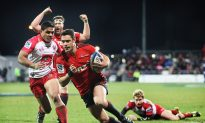 Top Super Rugby Sides Fight for Finals Spot