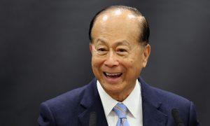 Hong Kong's Richest Man Looks Beyond China