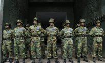 Taiwan Rehearses for China Attack
