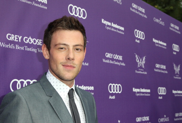 Actor Cory Monteith arrives at the 12th Annual Chrysalis Butterfly Ball on June 8, 2013 in Los Angeles, California. (Jonathan Leibson/Getty Images for Chrysalis)