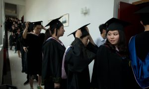 Fake Chinese University Degrees Sold in Beijing