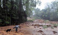 Deadly Landslide Strikes Guizhou Province, China