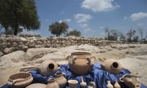 King David's Palace Found Near Jerusalem, Archaeologists Say