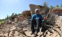 Natural Disasters at All-Time High in China