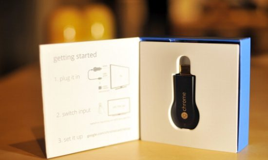 Google Chromecast Could Be Tech Hit of 2013