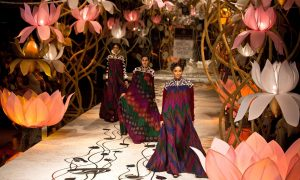 Indian Bridal Fashion Week (Photos)