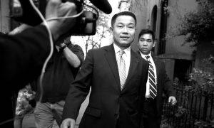 In Backing Disgraced Treasurer, John Liu Sticks Close to Beijing