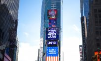 Fourth of July Moments in Times Square