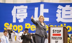 Members of US Congress Rally to End Persecution of Falun Gong