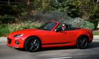 2013 Mazda MX-5 Miata Club Convertible: Good Things Come in Small Packages