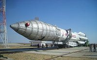 China-Made Rocket Explodes During Launch in Russia