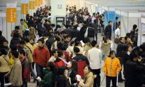 To Graduate, Chinese Students Fake Their Job Contracts