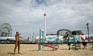 Coney Island: Child Injured After Falling off Deno's Roller Coaster in NYC