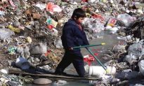 Mountains of Trash Surround More Than One Third of China's Cities