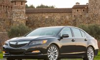Acura RLX: New From the Ground Up