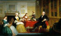 George Washington Gets a Library