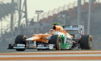 Formula One Indian Grand Prix Axed for 2014
