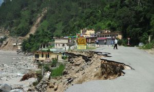 Himalayan Flood Disaster Rescue an Uphill Battle