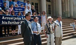 Group Calls for Arrest of John Liu (+Video)