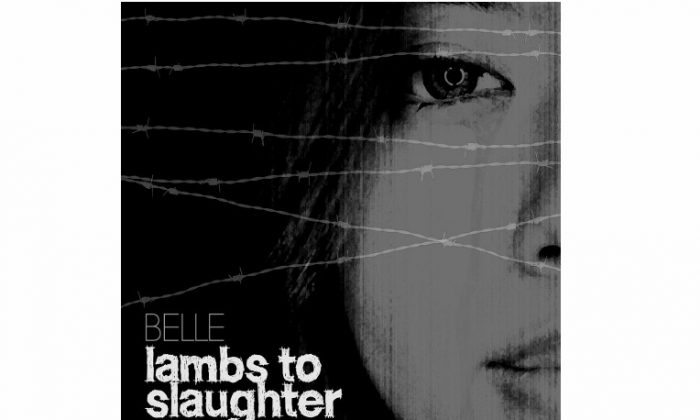 Lambs to Slaughter CD cover. (Courtesy of Belle)