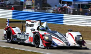 ALMS: Muscle Milk Picket Racing Gets Fourth in Row at Mosport