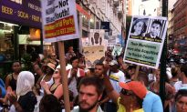 NYC Rally Over Zimmerman Verdict Spills Into City Streets