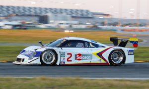 BMW Power Carries Dalziel and Popow to Victory Lane in Rolex Brickyard Grand Prix