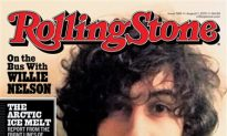 Boston Mayor Calls Rolling Stone Cover 'Ill-Concieved, at Best'