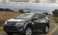 Toyota RAV4 Endowed with Desirable, Appreciated Upgrades