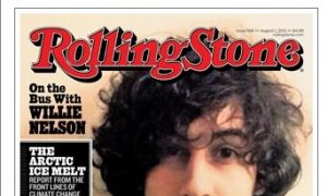 Boston Bomber Rolling Stone Cover Sparks Outrage